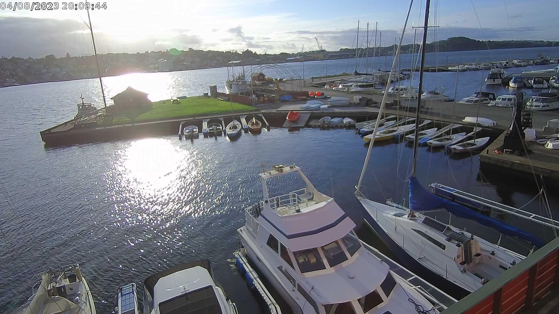 Sandnes - harbour